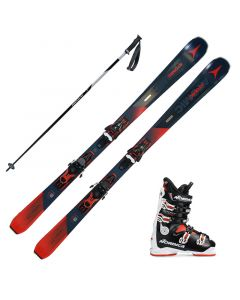 2019 Atomic Vantage X 77 C Skis w/ Nordica Sport Machine 90 Boots and Poles