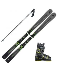 2020 Atomic Vantage 79 C Skis w/ Tecnica Mach Sport 80 Boots and Poles