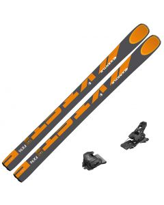 2020 Kastle FX 96 HP Skis w/ Tyrolia Attack2 13 GW Bindings