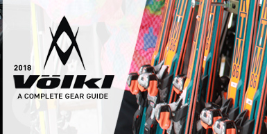 2018 Volkl Ski Guide: A Complete Overview: Intro Image