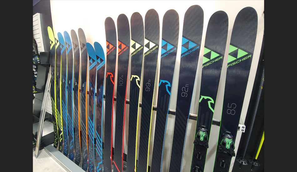 Chairlift Chat - 2020 Fischer Skis Preview