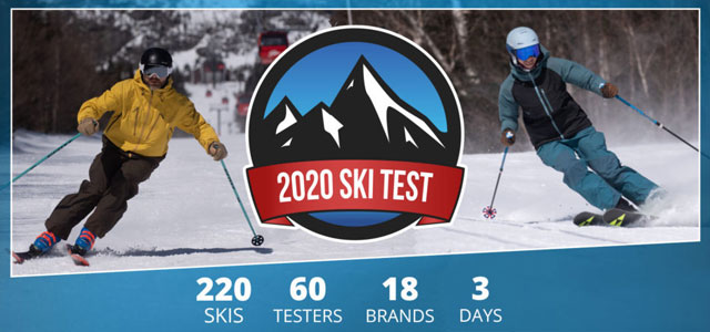Top Five Fridays August 16, 2019: 2020 Ski Test Image
