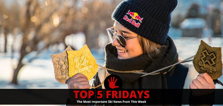 Top Five Fridays February 1, 2019: Lead Image