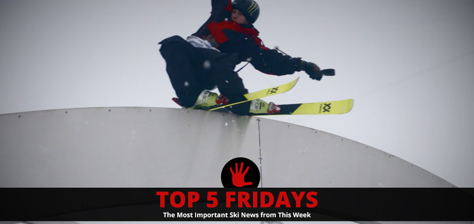 Top Five Fridays February 22, 2019: Lead Image