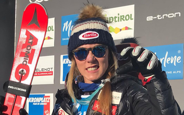 Top Five Fridays January 25, 2019: Mikaeal Shiffrin Image