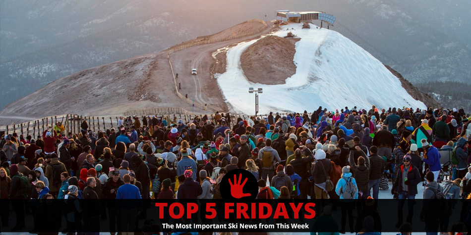 Top Five Fridays July 19, 2019: Lead Image