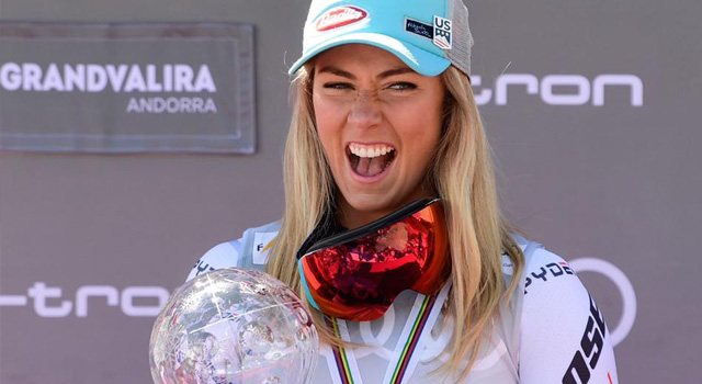 Top Five Fridays June 14, 2019: Mikaela Shiffrin Image