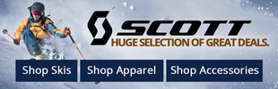 Scott Skis, Poles, Goggles, Clothing & More!